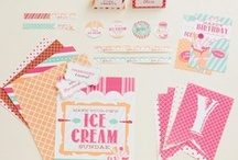 Ice Cream Party / by OneSweetDay LA