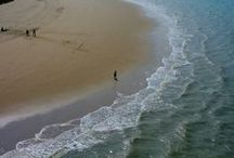 I live for the beach  / I love the beach I love the summer.