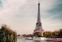 We'll Always Have Paris. / Paris is always a good idea.