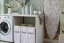 all things laundry / DIY, design, storage, you name it!