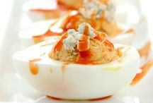 Snacks&Apps / Snack foods, appetizers, and cool food ideas. / by Leanna K