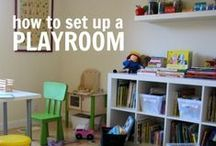 Create a Kid's Playroom / Designing and decorating a fun playroom for children is fun with these great ideas! / by Decor Spark