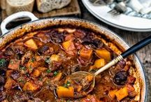 { one pot meals } / Make it in one pot – delicious, hearty recipes cooked in a single pot