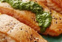 Seafood yummies