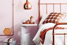 Rose Gold, Copper, Brass, Bronze / by Janell