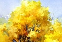 Watercolor Inspiration / by Janet Strahan