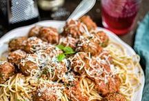 { pasta & noodles } / Pasta and noodle recipes from around the world