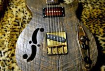 Luthier / Awesome guitars and stuff.
