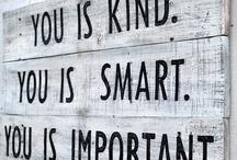 quotes / by Katie Allen