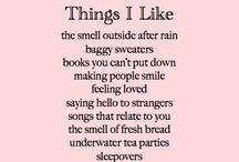 Things I love <3 / by Stephanie Blair