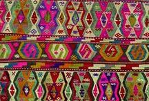 Textiles,Textures, Patterns / by Olga Gonorovskаya