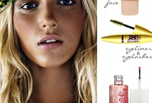 Glam and Beauty / by Erin Ellert