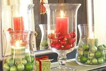 Christmas food and table settings / by Daniela Petrone Pecoraro