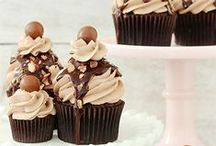 Cupcakes / Cupcake Wars...need I say more?  One of our favorite TV shows.  We love cupcakes....! / by Gina Scalise