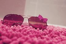 pink pink loveeeeeee / by ORIANA DE