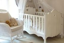 Nursery ideas / Inspiration for decorating baby's nursery