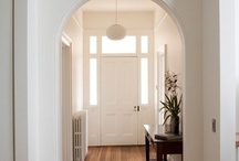 Hallways, corridors, passageways