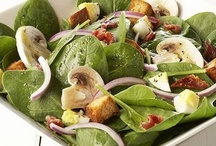 Salads & Wraps / by ༺♥Galway Grl♥༻