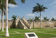 Campeche / UNESCO World Heritage city on Mexico's Yucatan Peninsula