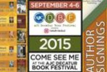 Happenings at SYP Publishing / Events, festivals, and fun book related times that we participate in