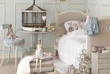 "Ideas for toddler bedrooms / Inspiration for decorating your toddler's first ""big girl"" or big boy"" room."