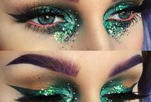 Halloween / Carnaval / Inspiration for costumes and make up for halloween and carnaval.