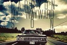 Supernatural (Fandom) / I'm a fan of the TV Show Supernatural and love to pin pictures from the show.