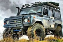 The Defender / The Land Rover Defender is known for it's amazing off-roading ability from the Original Land Rover series launched in 1948. Production unfortunately ended in 2016, but the legacy of adventure will always remain.