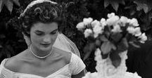 Timeless Brides / Our favorite brides of all time.