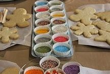 Party food and decor / by Susan Campbell Carson