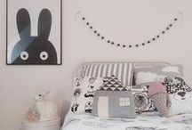 {baby and toddler spaces} / creative baby and toddler rooms