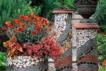 Garden Ideas / by Ruth Crawford