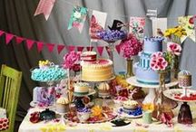 MAD HATTER | Tea Party ideas / When you want a themed party this is what you do!