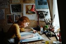 studio  / by Allison Mosher