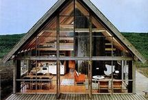 cabin love / in der Hütte