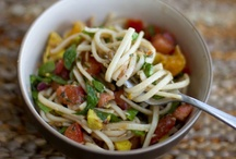 WHOLE FOOD PLANT BASED / Some recipes that aren't vegan and/or no-added-oil, I have pinned here anyway because I see great potential in removing the animal products and/or oil from the recipe. / by Julie S