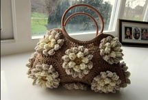 ✥ HѺ0KƎD ✥ ฿@Gs✥ / Crochet Purse, Crochet Bag, Crochet Hand Bag, Crochet Tote, Crochet Backpacks, etc..... patterns and ideas.....  Free Crochet Pattern