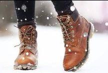 winter / by Allison Mosher
