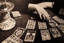 tarot cards / by Allison Mosher