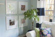 Wall inspiration / by Susan Campbell Carson