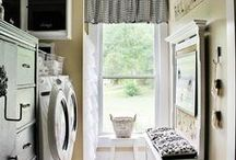 Laundry room love / by Susan Campbell Carson
