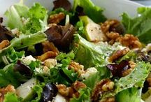 Salads and such / salads and food / by Susan Campbell Carson