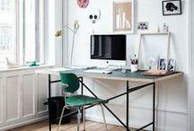 working space / arbeiten