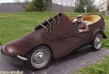 Unique, Funny & Concept CARs