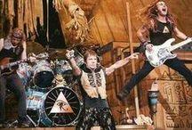 Metal Gods / Heavy Metal figures