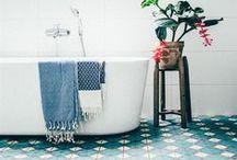 bathroom / badezimmer / Schöne Dinge und Inspirationen für das Badezimmer.