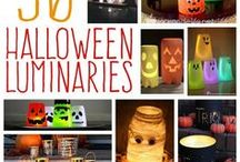 Halloween / It's all about Halloween!  Ghosts, Goblins, Zombies, Vampires and monsters... and the list keeps going!  From every kind of spooky costume to decorations, snacks to crafts, you're going to enjoy and find it here!