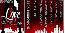 Dangerous Encounters: Love on the Edge / #RomanticSuspense #BoxedSet