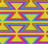 ▼▲ M0cHiLᴀ ▾ GяAᴘʜS▲▼ / Mochila Crochet. Mochila graphs, Wayuu Crochet Bags ..........