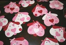 Valentine ideas / by Rebecca Carpenter